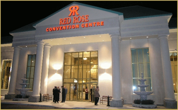 Banquet halls in greater toronto for Cafe jardin scarborough