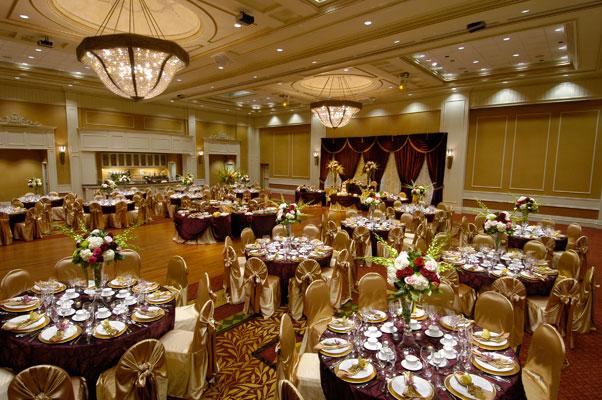 Banquet Halls In Greater Toronto