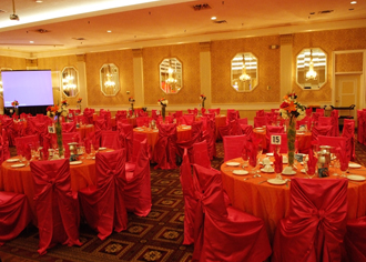 Banquet rooms banquet room scarborough for Cafe jardin scarborough